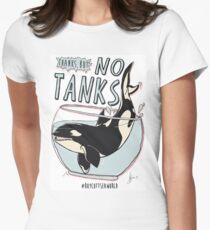 Seaworld Women's Fitted T-Shirt