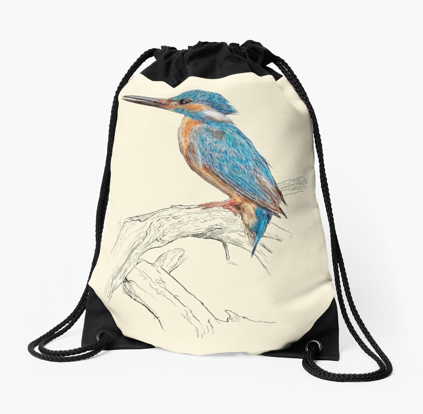 Kingfisher by Bianca Elena Cudalbu