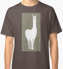 STANDING LLAMA #8 Classic T-Shirt