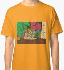 Snail's Eye View Classic T-Shirt
