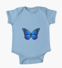 Blue butterfly Kids Clothes