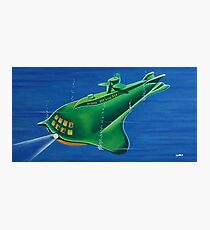 SEAVIEW SUBMARINE Photographic Print