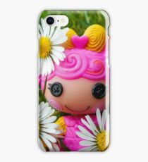 Daisies happiness iPhone Case/Skin