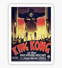 King Kong Sticker