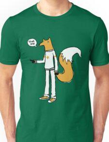 Choosy fox T-Shirt