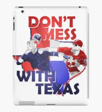 Texas Rangers Punch iPad Case/Skin