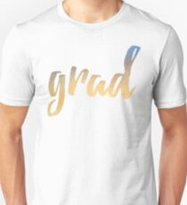 Grad | yellow brush type T-Shirt