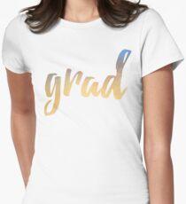 Grad   yellow brush type T-Shirt