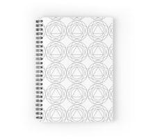 Heating Array Spiral Notebook