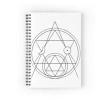 Security Array Spiral Notebook