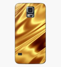 Super Shiny Gold Merchandise Case/Skin for Samsung Galaxy