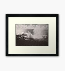 When I Call Out To You Framed Print
