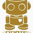 O'BOT: Love is Golden 2.0 by Carbon-Fibre Media
