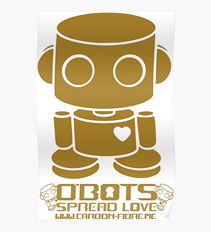 O'BOT: Love is Golden 2.0 Poster