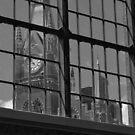 St Pancras Clock Tower by Herbert Shin