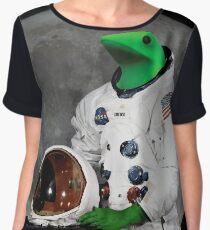 Dat Boi Astronaut Chiffon Top