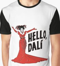 Hello Dalí Graphic T-Shirt