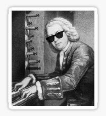 funky fresh organ tunez Sticker