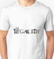 Legality - Special-Tee Unisex T-Shirt