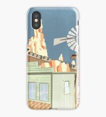Big Thunder Mountain Railroad iPhone Case
