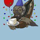 Grunt Birthday Party! by chancel