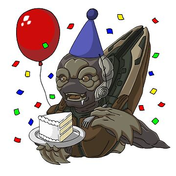 Grunt Birthday Party! by chancel