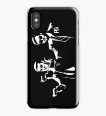 Michael Scarn and Bert Macklin iPhone Case