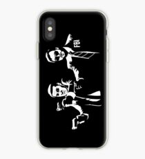 Michael Scarn and Bert Macklin iPhone Case