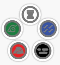 Villages:  the Gathering Sticker