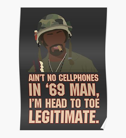 Aint no cellphones in 69 man... Poster