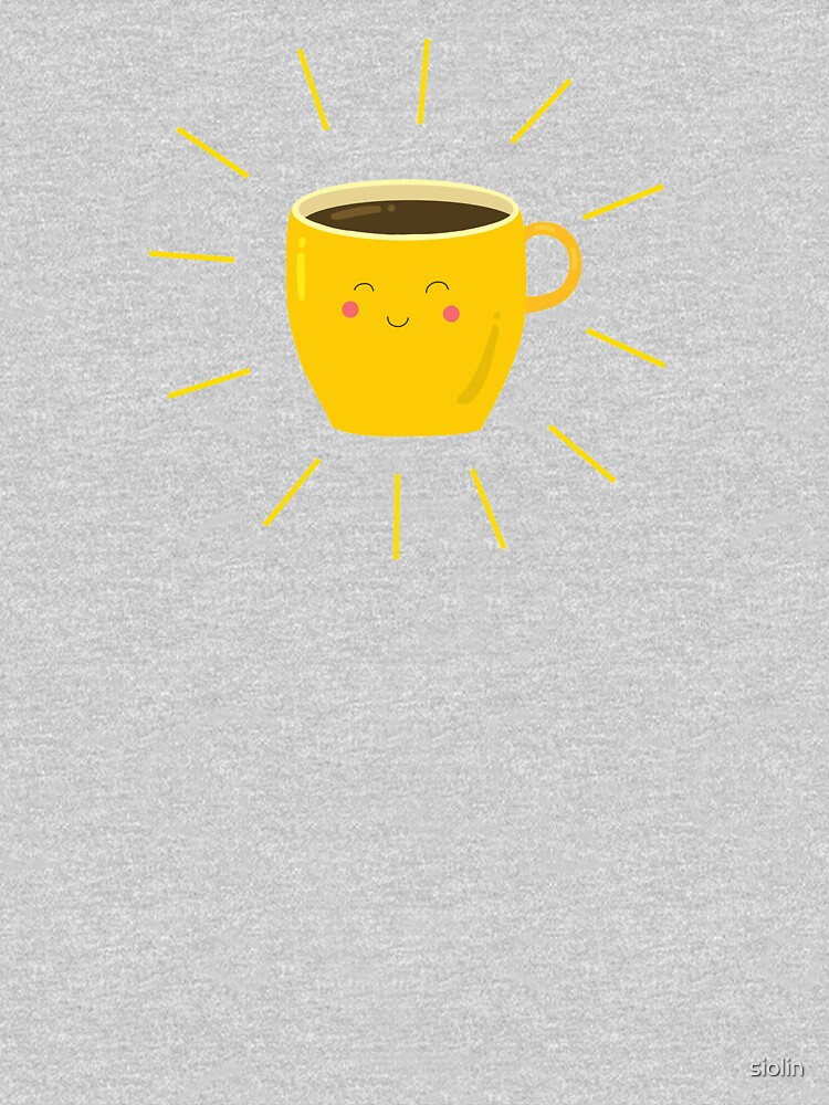 Good morning sunshine by siolin