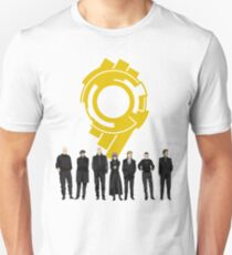 Section 9 Gold Seal - Ghost in the Shell T-Shirt