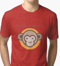 Code Monkey Tri-blend T-Shirt