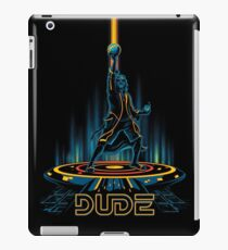 The Big Tronowski iPad Case/Skin