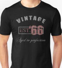 Vintage 1966 Grunge T-Shirt