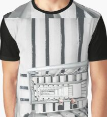 Infinite Stairs Graphic T-Shirt