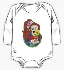Gardening Girl One Piece - Long Sleeve