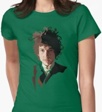 Bob Dylan Music Icon Womens Fitted T-Shirt