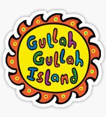 Gullah Gullah Island Sticker