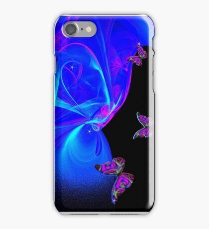Visions Of Blue (iPhone Case) iPhone Case/Skin
