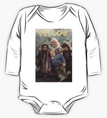 Willow (1988) the boys One Piece - Long Sleeve