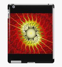 Fire Flower-Apophysis 7 iPad Case/Skin