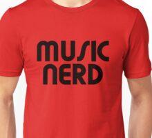 Music nerd Unisex T-Shirt