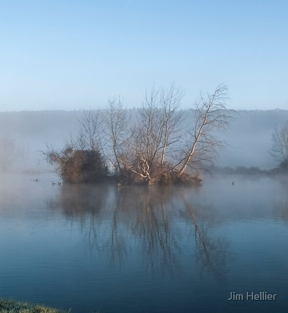 A New day by Jim Hellier