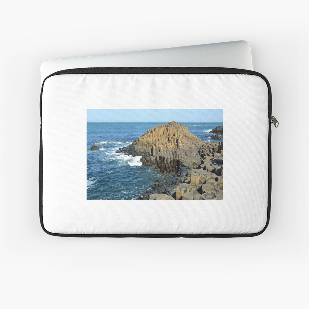 Quot Giant S Causeway Northern Ireland Quot Laptop Sleeve By