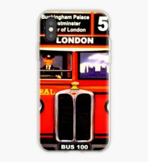 London Bus 100 iPhone Case