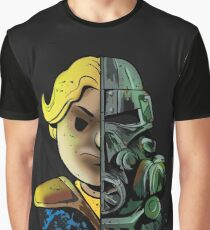 Face Off Graphic T-Shirt