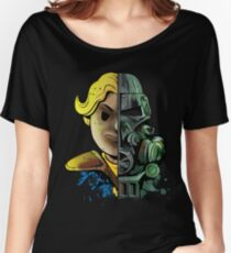 Face Off Women's Relaxed Fit T-Shirt