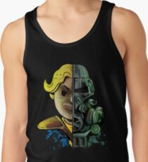 Face Off Men's Tank Top
