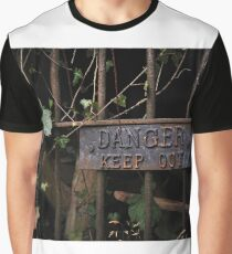 Danger Graphic T-Shirt